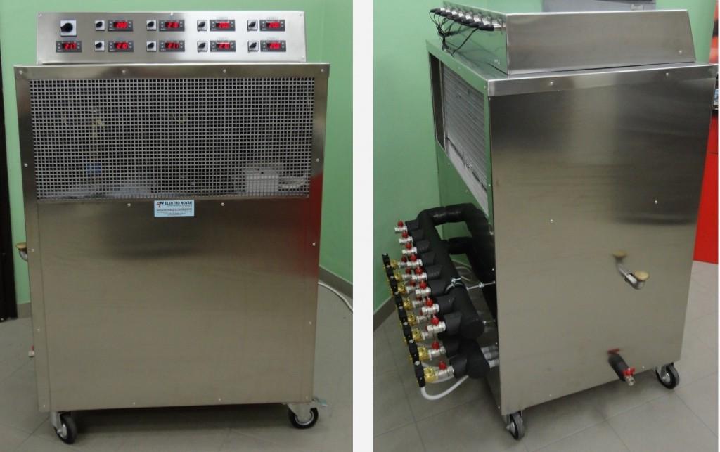 Mobilni rashladni uređaj - 8 izvoda